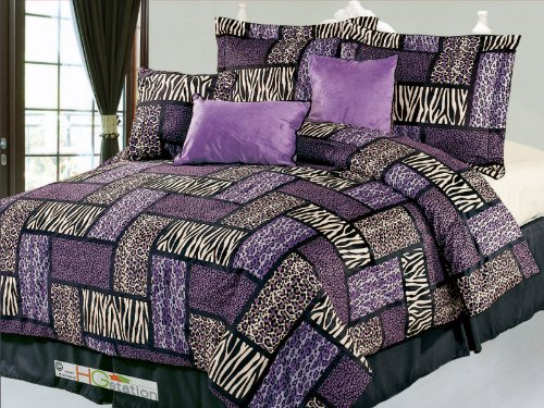 Faux Fur Comforter King front-714265