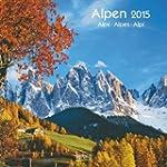Alpen 2015. Brosch�renkalender