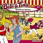 Besuch aus Spanien (Bibi und Tina 51)   Nelly Sand