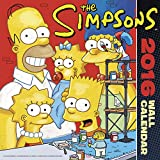 The Simpsons Wall Calendar (2016)