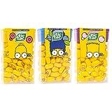 The Simpsons: Bubble Gum, Donut & Blueberry Flavor Tic tacs