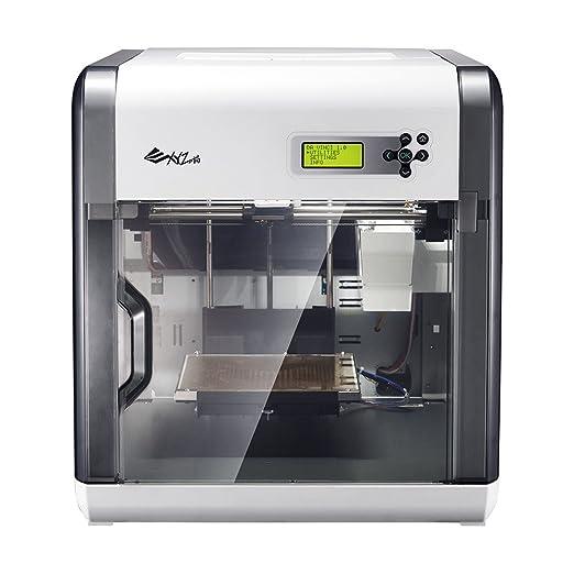 XYZ Printing Da Vinci 1.0 A Imprimante 3D Couleur Blanc/Gris