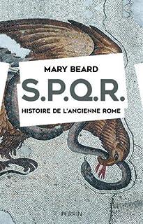 SPQR : histoire de l'ancienne Rome, Beard, Mary