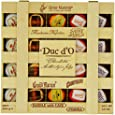 Duc d'O Liqueurs in a Wooden Crate 250 g