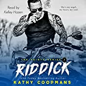 Riddick: The Saints Series, Book 1 | [Kathy Coopmans]