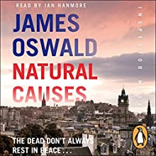Natural Causes: An Inspector McLean Novel, Book 1 Audiobook by James Oswald Narrated by Ian Hanmore