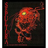 Sepultura - Patch Beneath The Remains (in OneSize)