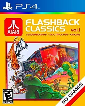 Atari Flashback Classics: Volume 1 - PlayStation 4