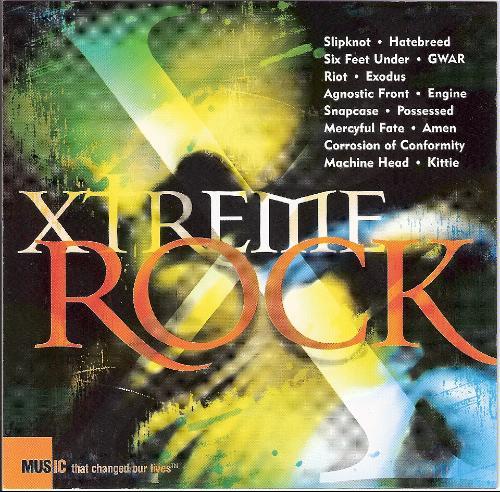 VA – Xtreme Rock (1999) [FLAC]