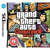 GTA: Chinatown Wars (Nintendo DS)by Take 2 Interactive
