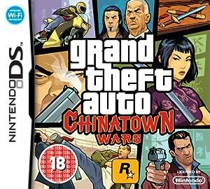GTA: Chinatown Wars (Nintendo DS)