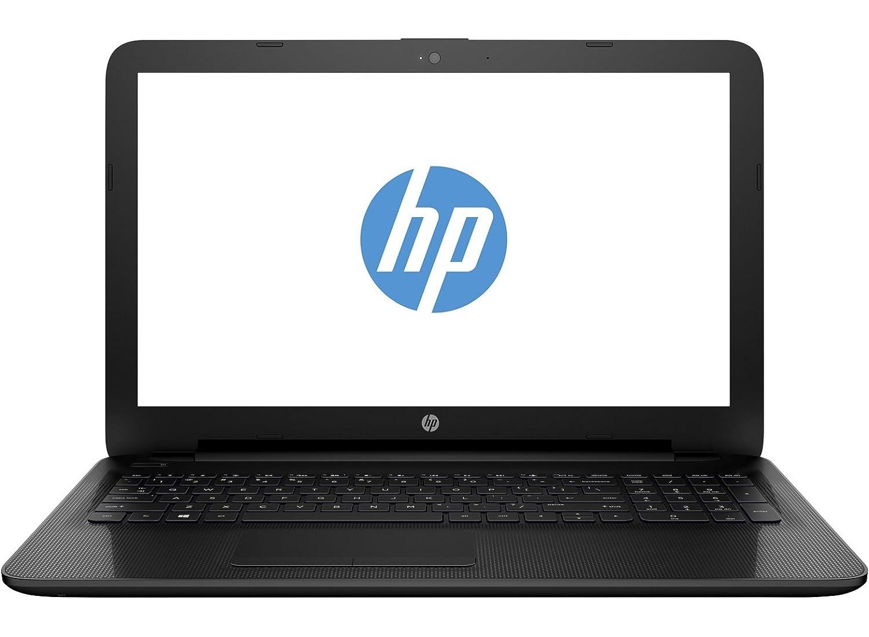 "HP - 15.6"" Laptop / AMD A6-Series / 4GB Memory / 500GB Hard Drive / DVDRW/CD-RW / Windows 10 - Black"
