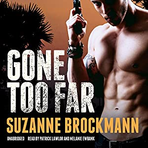 Gone Too Far Audiobook