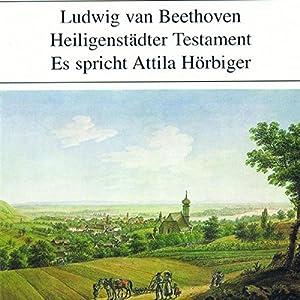 Heiligenstädter Testament Hörbuch