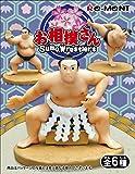 お相撲さん フルコンプ 6個入 食玩・ガム(お相撲さん)