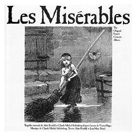 Les Mis�rables - Original French Concept Album