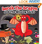 Childrens Book:Derek The Dragon And T...