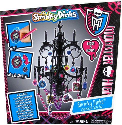 Tara Toy Monster High Shrinky Dinks Chandelier - 1