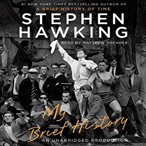 My Brief History Audiobook