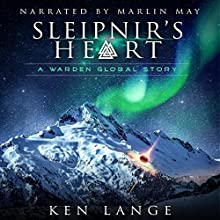 Sleipnir's Heart: A Warden Global Story Audiobook by Ken Lange Narrated by Marlin May