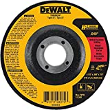 DEWALT DWA8424F  T27 HP Fast Cut-Off Wheel, 4-1/2