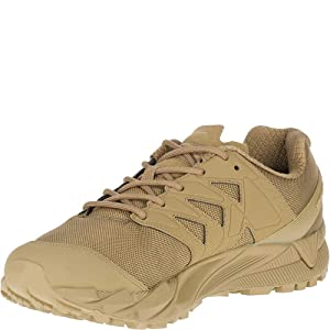 39e08dd574b Merrell Work Men's Agility Peak Tactical Coyote 9.5 M US M (Color ...