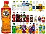 【コカコーラ社商品以外同梱不可】[48本]太陽のマテ茶と、選べるお好きなコカコーラ製品 合計2ケース (綾鷹525mlPET×24本)