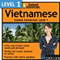 Instant Immersion Level 1 - Vietnamese