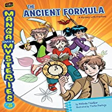 The Ancient Formula: A Mystery with Fractions Audiobook by Melinda Thielbar Narrated by  Book Buddy Digital Media