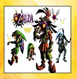 Image of The Legend of Zelda - Majoras Mask (Mastered) (Select Soundtrack)