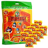 Bungees Series 1 Starter Pack and 10 Foil Bags
