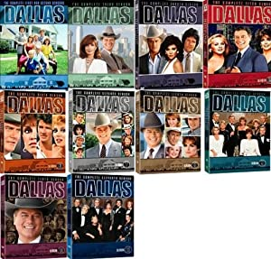 Dallas: The Complete Seasons 1-11