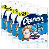 Charmin Ultra Soft Toilet Paper, 48 Double Rolls