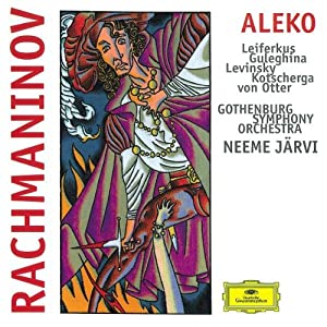 Rachmaninov: Aleko / NEEME JARVI