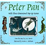 Peter Pan: With Three-Dimensional Pop-Up Scenes