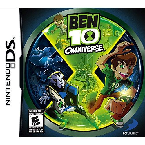 Ben 10 Omniverse - Nintendo DS - 1