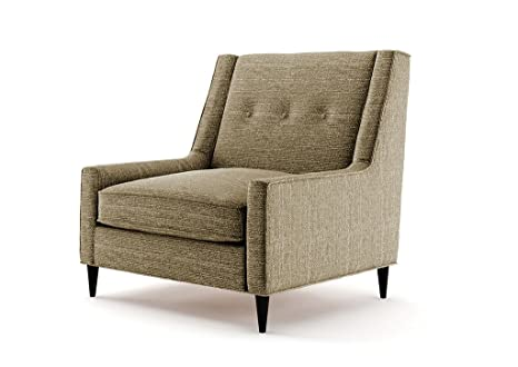 Ives Sessel braun, Polstersessel, Loungesessel, clubsessel, designer sessel
