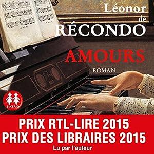 Amours | Livre audio