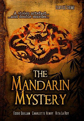 new the mandarin mystery classic crime movie dvd