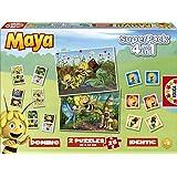 Educa - Jeu éducatif et puzzles - Superpack 4 en 1
