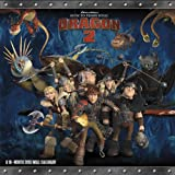 How To Train Your Dragon 2 2015 Premium Wall Calendar