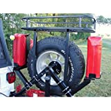 Rock Hard 4x4 RH2003-RT Gas Can Mount Right Side for Rock Hard 4x4 Rock Rack