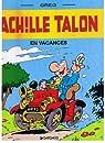Achille Talon en Vacances par Greg