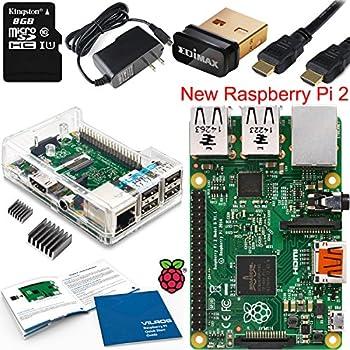 Vilros Raspberry Pi 2 Complete Starter Kit