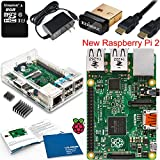 Raspberry Pi 2 Model B (1GB) Complete Starter Kit