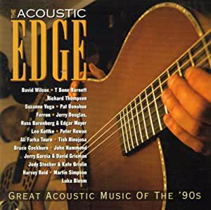 Acoustic Edge: Great Acoustic Music 90's