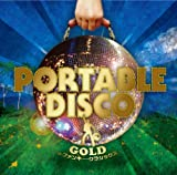 PORTABLE DISCO GOLD~J-~
