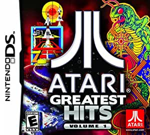 Atari's Greatest Hits, Volume 1 - Nintendo DS