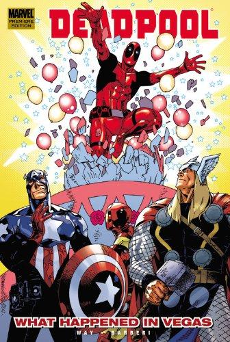 Deadpool, Vol. 5: What Happens in Vegas