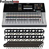 Yamaha TF3 | 24 Channels Digital Mixing Console + Free 24 TRS and XLR cables (ProSoundGear)